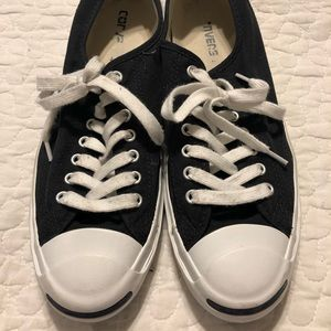 Converse Jack Purcell low-tops - Ladies 11